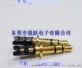 3.5立体插针,3.5耳机插针,3.5*4.5*23.5四级耳机插针