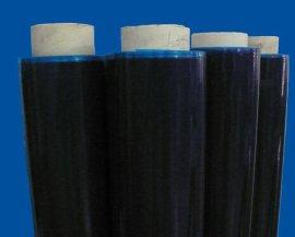 供应高粘PE黑色保护膜 黑色防紫外线保护膜