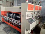 二手2500型免板模切3色圆压圆印刷模切机