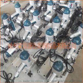 徐州迅辉430型铝镁锰专用电动锁边机厂家直销