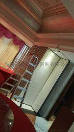 惠州宾馆移动屏风推拉隔断移门