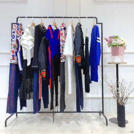 雅尼拉女装MATERIAL GIRL库存尾货服装蕾丝衫衣服女装韩版女装地摊牛仔批发市场在哪里