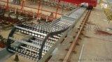 TL180系列框架式+隔离片钢铝拖链 钢制拖链规格
