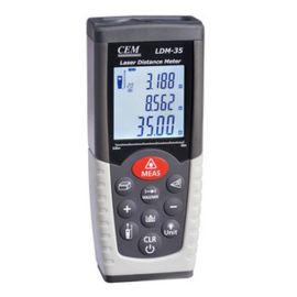 专业激光测距仪,手持式40米测距仪LDM-35/40