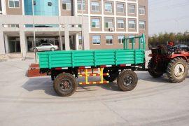 4吨非自卸农业拖车 可自卸 刹车可根据主车选择厂家直销