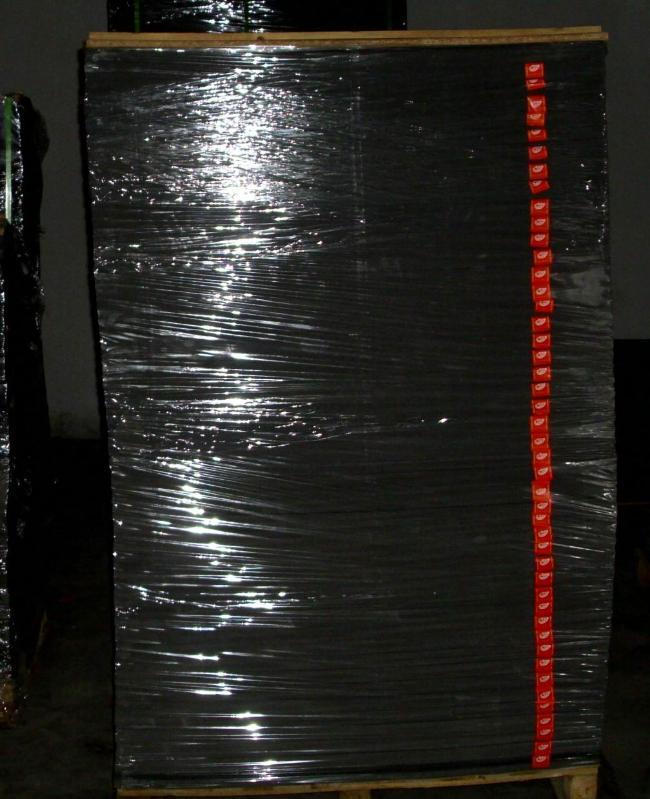 供應進口全木漿黑卡紙雙塗黑卡紙