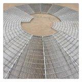 镀锌异形钢格板 兖州水厂镀锌格栅板 楼梯踏步重型厂家供应
