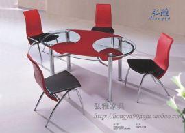 五金不锈钢餐桌(A439)