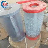 大量批發磁吸PVC自吸軟門簾 四季通用型紗網打孔型磁吸門簾生產廠