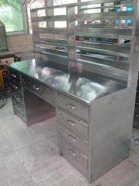 特价供应不锈钢西药柜和中药柜及各种不锈钢柜,车,床