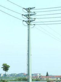 北京石景山10KV電力杆及LED廣告牌