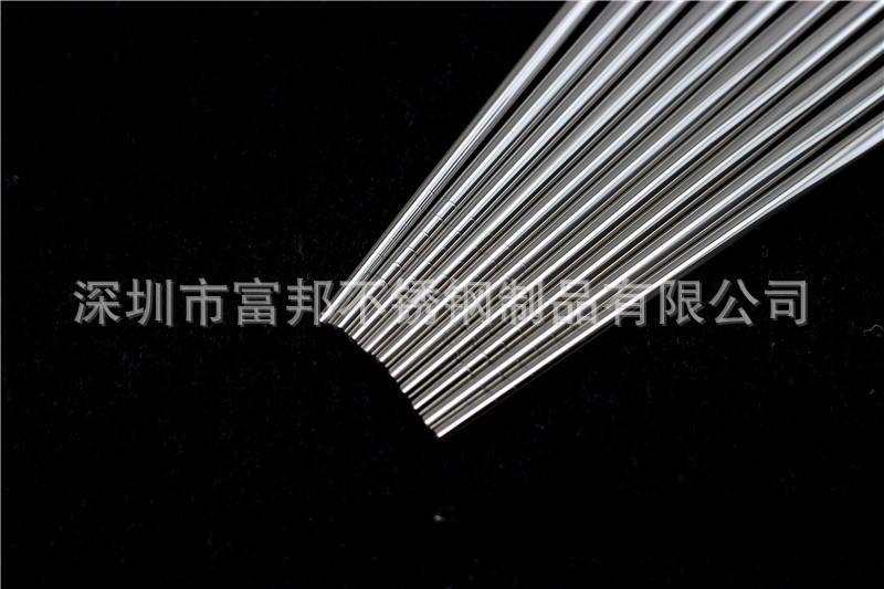 厂价直销高档布轮光食品级304材质无缝不锈钢空心方筷六线筷子