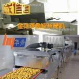 微波杀青机 厂家直供 广西金花茶加工 隧道式微波杀青机 保修一年