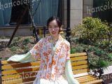 汉彩汉服女式半臂(201609020107511)