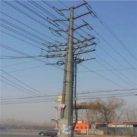 唐山10KV电力钢杆及变电站30米独立接闪杆