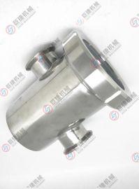 不鏽鋼空氣阻斷器-衛生級防倒灌地漏、空氣隔斷器