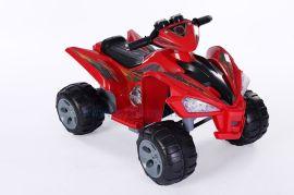 RT8007红色儿童电动四轮车
