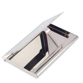 不锈钢名片盒N--001