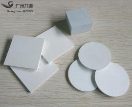 BN氮化硼陶瓷片耐高溫BN陶瓷墊片高抗電壓非標定製