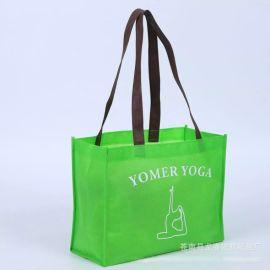 绿色环保无纺布袋定制logo手提购物袋定做礼品袋