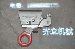 齐力吊篮  电动吊篮钢丝绳自锁器 新型钢丝绳自锁器 纯不锈钢自锁器