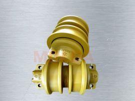 闽达机械小松挖掘机配件支重轮D85支重轮E200B厂家直销