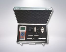 便携式土壤温度、水分、盐分速测仪