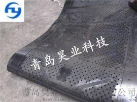 昊业抛丸机履带Q326橡胶输送带