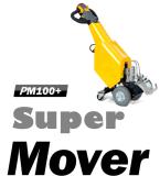 supermover PM100+步行物料牵引车