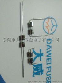 3T系列玻璃管雙帽T315mAL250V 保險管