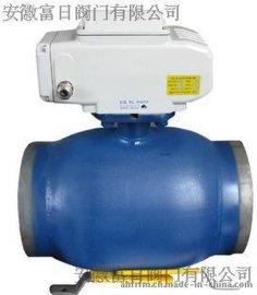 961F浮动式电动全焊接球阀 液化气天然气球阀
