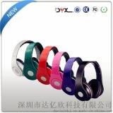 深圳耳机工厂 立体声头戴式耳机 MP3耳机 有线电脑耳机 爆款批发