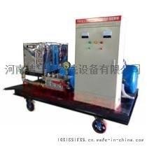 湿喷砂除锈机 高压水喷砂机 洁马特设备