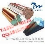 CT100铜接触线,CGLW215外露式钢铝接触线,CGLN250内包式钢铝接触线,铝合金接触线 公司专业生产各种型号、各种材质电车线