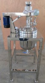 电加热反应釜 催化加氢反应釜 高压实验釜