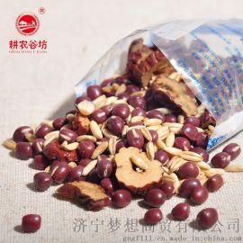 耕农谷坊豆制品批发加盟每小包32gQ/JMX0001S低温烘培灭菌彻底红豆现磨豆浆原料和脾健胃益气生津