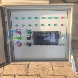 生产订制除尘器电控箱 西门子PLC除尘器控箱柜