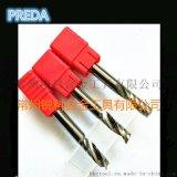 数控CNC硬质合金加工亚克力/铝/塑料进口单刃刀