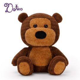小棕熊 創意捉機毛絨公仔 電玩城專用玩偶 七寸 八寸抓機娃娃