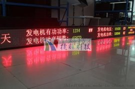 厂家直销集控室LED显示屏 工业参数屏 工业级LED显示屏