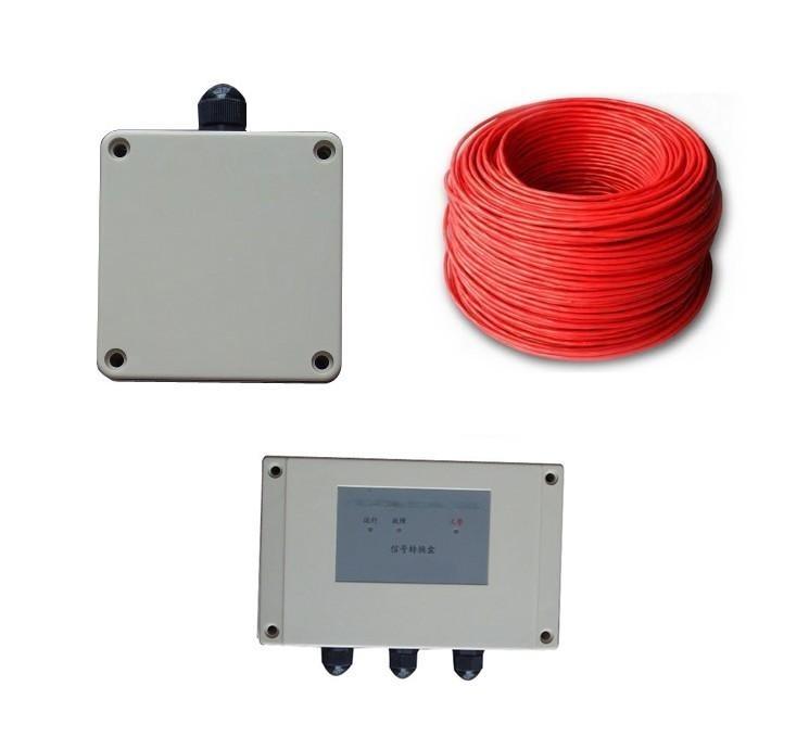 不可恢複式纜式線型定溫火災探測器