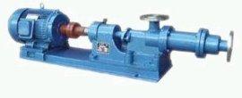 I-1B系列浓浆泵(轴不锈钢)