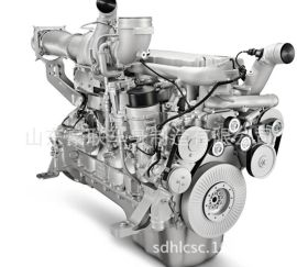 200-03100-6424 重汽曼MC13发动机 汽缸盖总成原厂