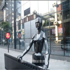 广东室外建筑大型不锈钢工艺制品厂家  不锈钢造型非标件