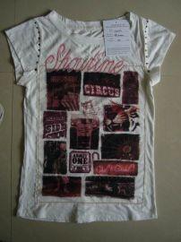 全棉短袖衬衫(C00250)