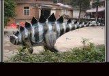 博物馆仿真展品仿真恐龙之仿真机械剑龙