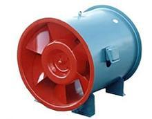 HTF消防排烟轴流风机 HTF(A)消防风机 高温风机