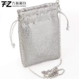 珠片包定制   时尚女包定制  晚宴包定做  上海方振箱包定做