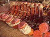 刚玉陶瓷耐磨管型号/刚玉陶瓷耐磨管厂家/刚玉陶瓷耐磨管直销