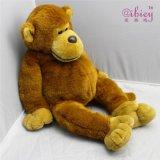 大猩猩公仔 动物园毛绒玩具 猴年生肖玩偶 儿童生日礼品 定制加工